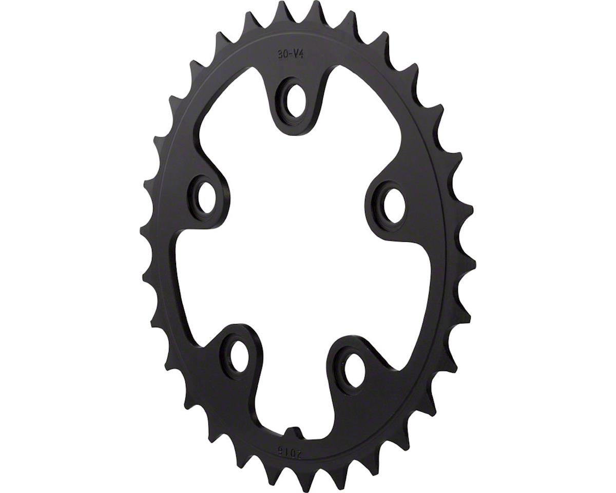Truvativ SRAM Triple Alloy Ring (Black) (74mm BCD) (30T)