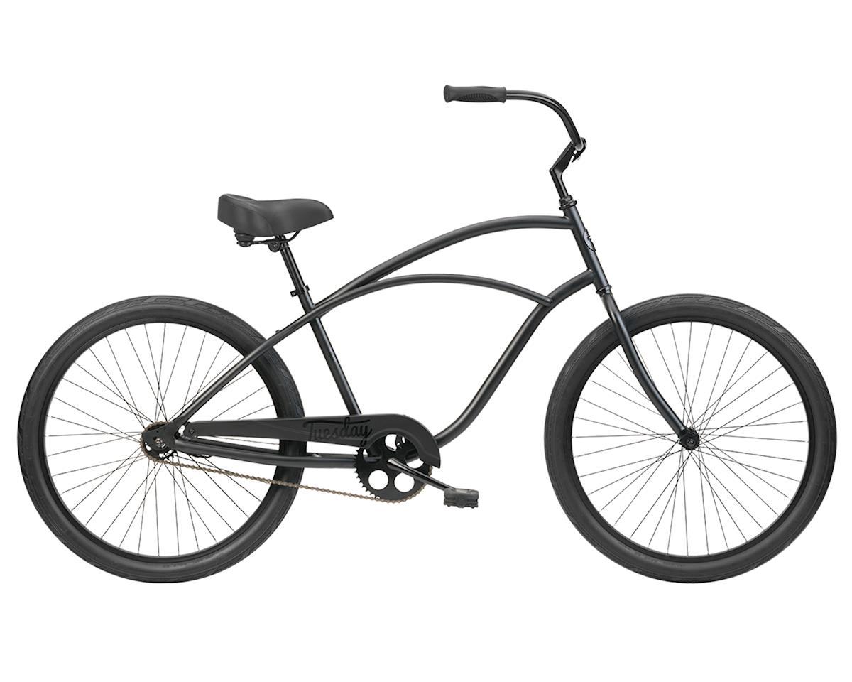 Tuesday June 1 Men's Cruiser Bike (Matte Black)