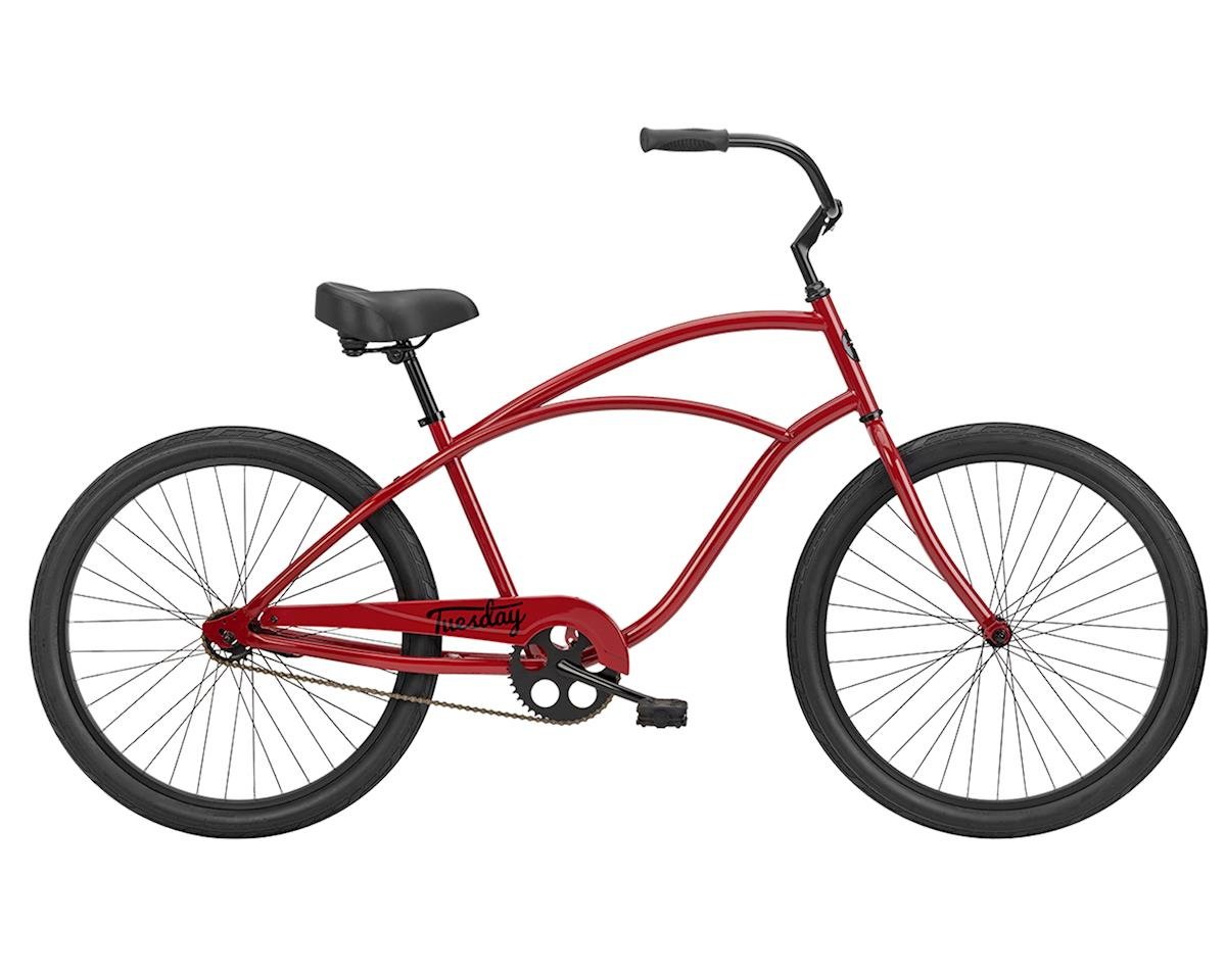 Tuesday June 1 Men's Cruiser Bike (Deep Red)