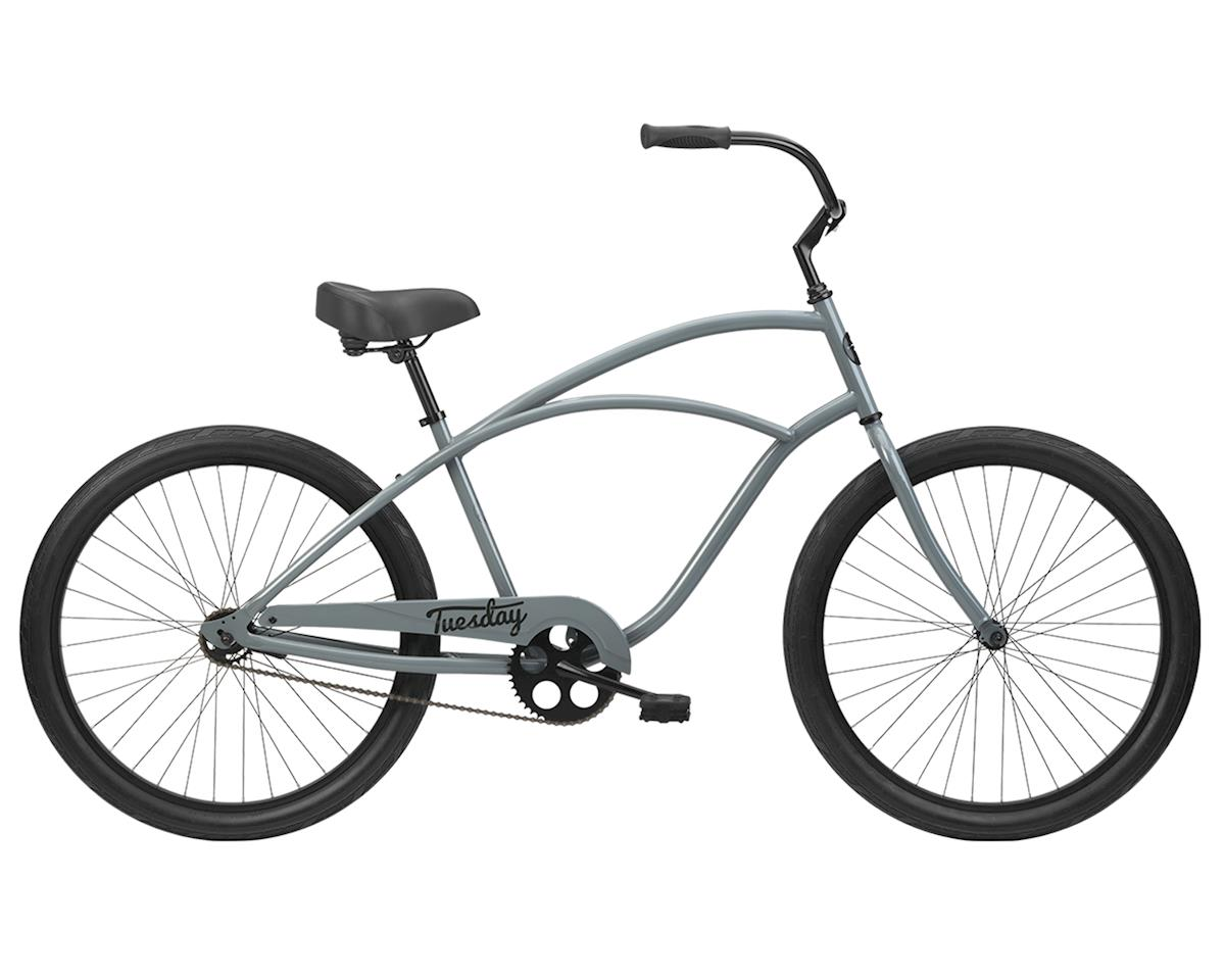 Tuesday June 1 Men's Cruiser Bike (Shark Grey)
