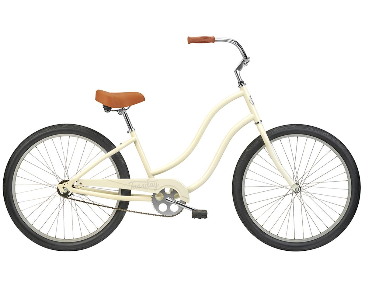 Tuesday June 1 Women's Cruiser Bike (Vintage White)