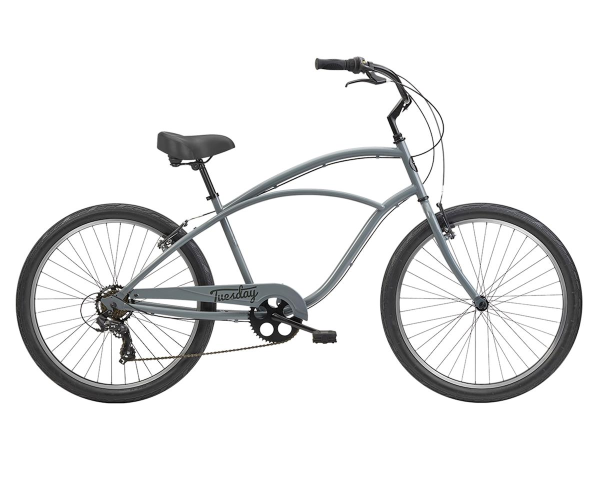 Tuesday June 7 Men's Cruiser Bike (Shark Grey)