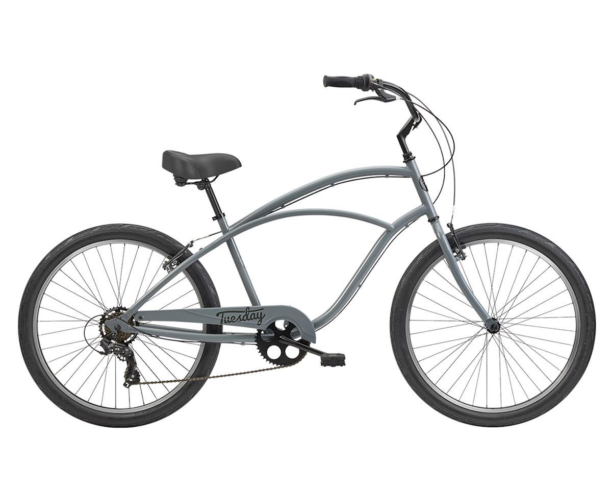 Tuesday June 7 Men's Cruiser Bike (Slate Grey)