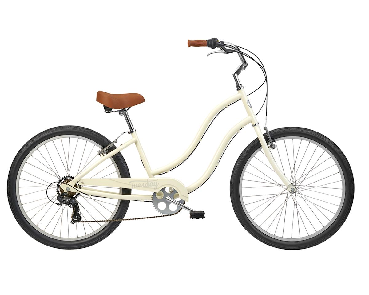 Tuesday June 7 Women's Cruiser Bike (Vintage White)