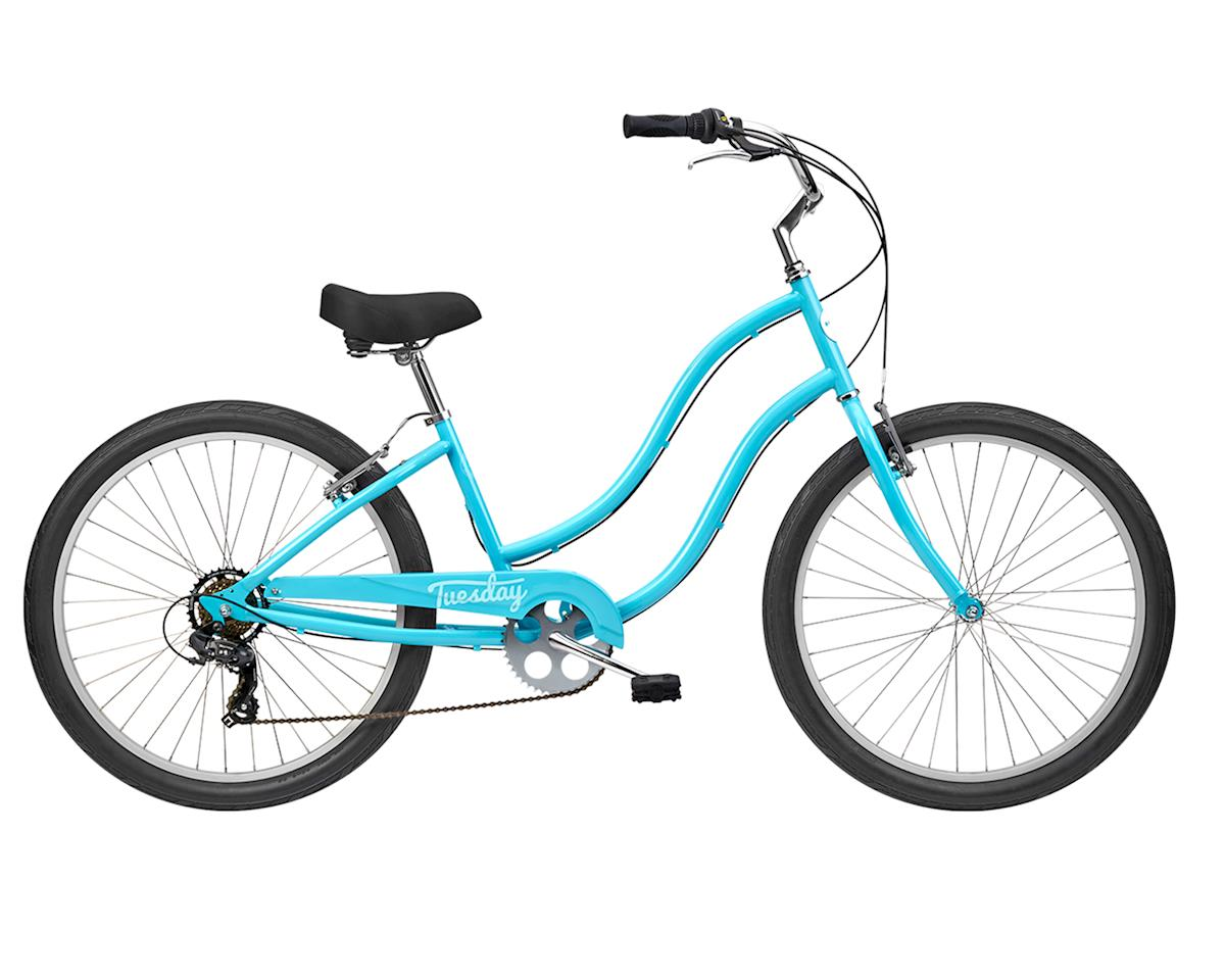 Tuesday June 7 Women's Cruiser Bike (Surf Blue)