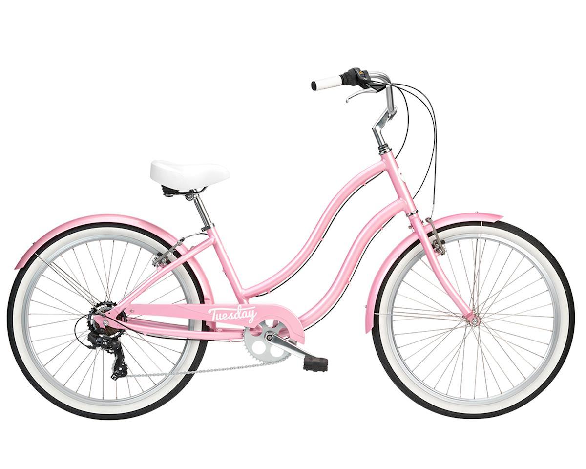 Tuesday August 7 Women's Cruiser Bike (Blush Pink) [5472072816] | Bikes &  Frames