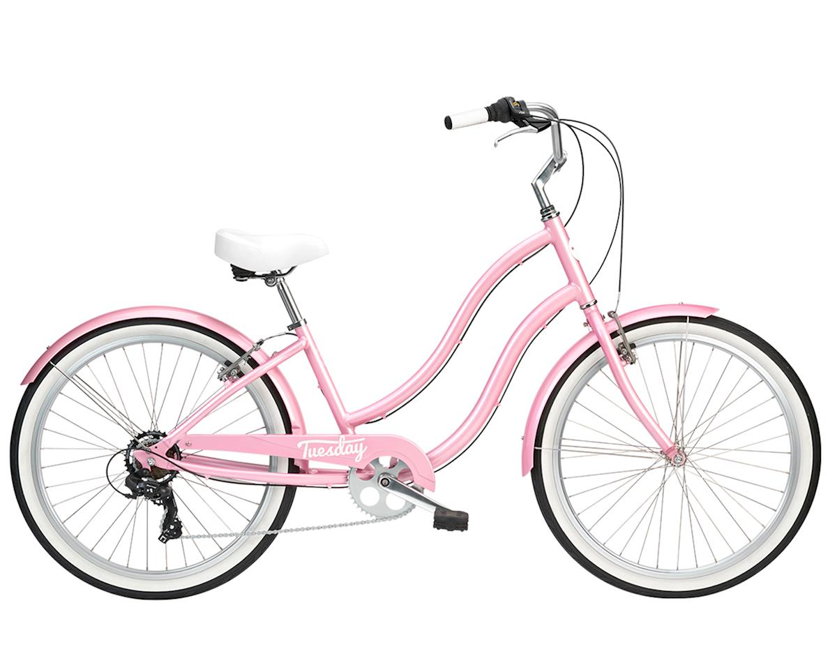 Tuesday August 7 Women's Cruiser Bike (Blush Pink)