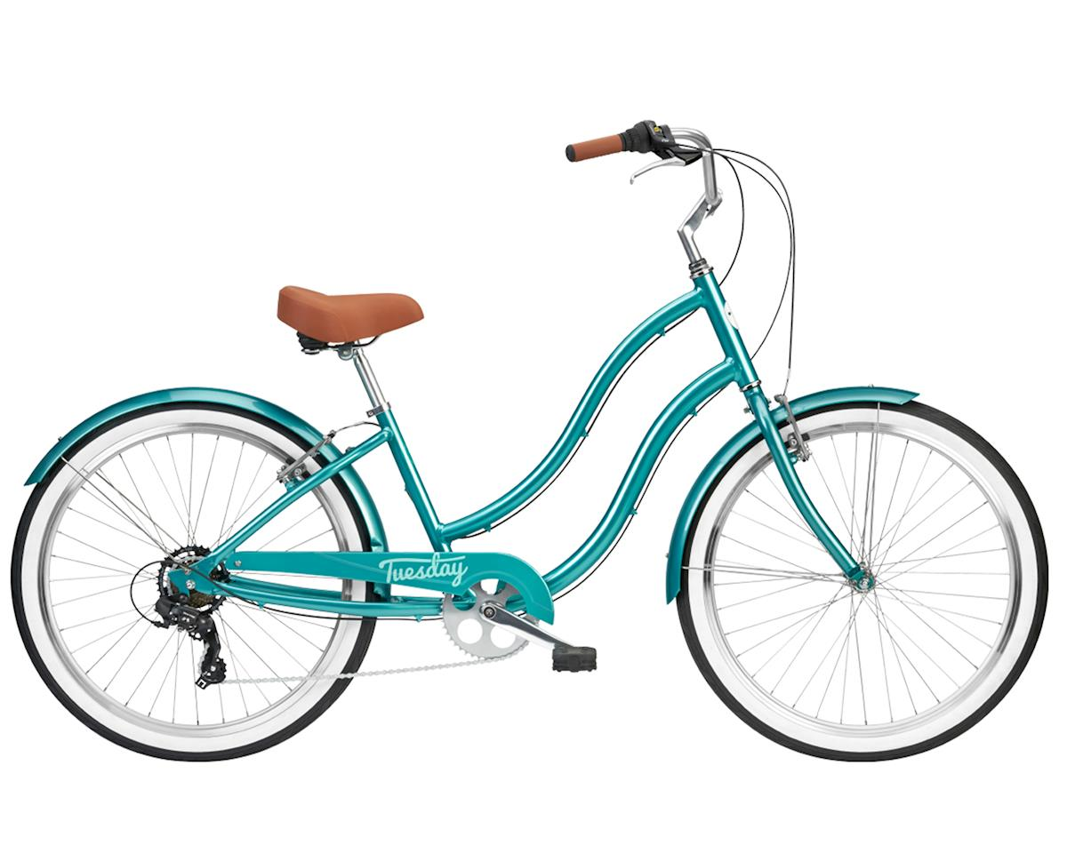 Tuesday August 7 Women's Cruiser Bike (Mermaid Teal)