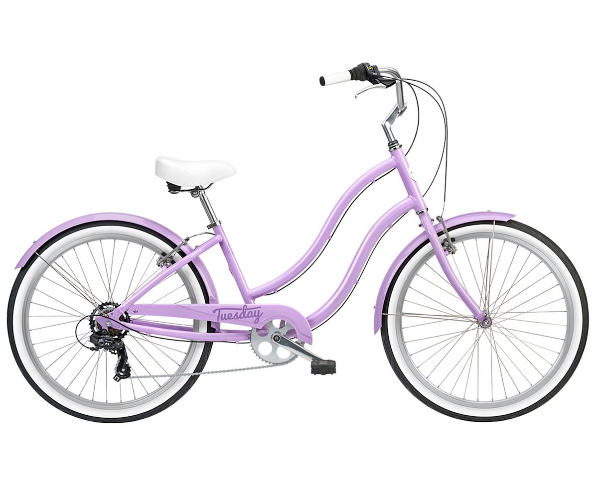 Tuesday August 7 Women's Cruiser Bike (Lilac)