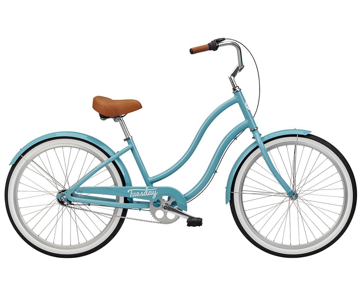 Tuesday August 3 Women's Cruiser Bike (Vintage Aqua)