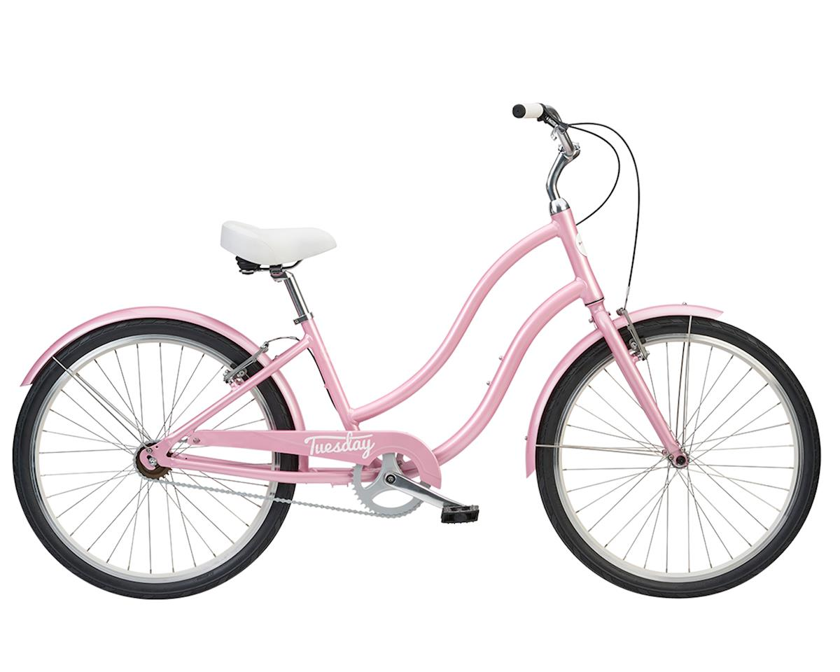 Tuesday March 1 Low Step Cruiser Bike (Blush Pink)