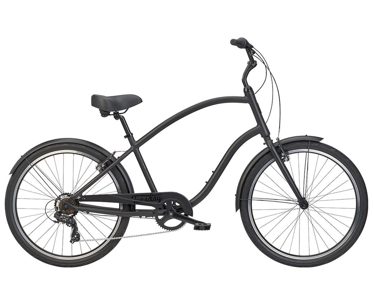 Tuesday March 7 Men's Cruiser Bike (Matte Black)