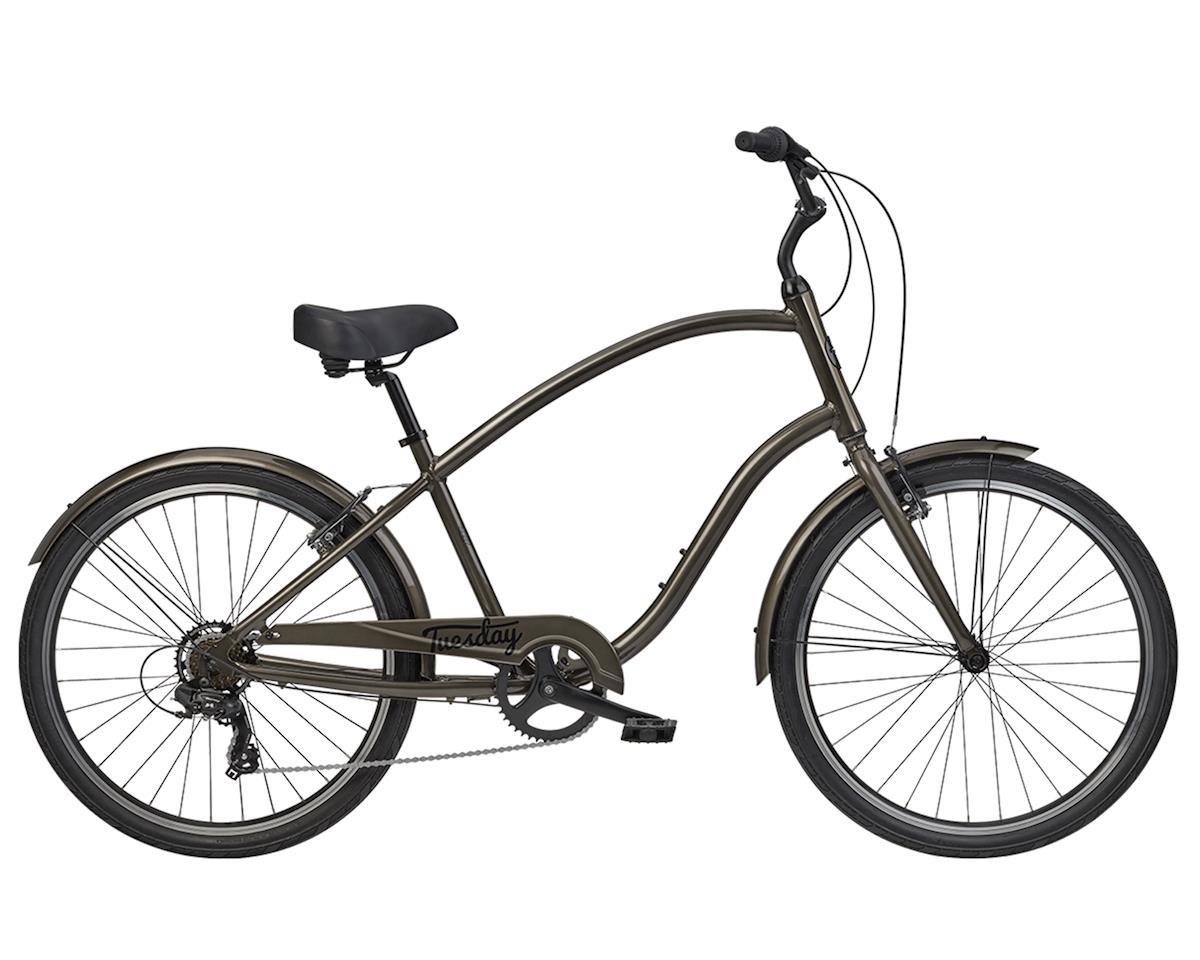 Tuesday March 7 Men's Cruiser Bike (Liquid Pewter)