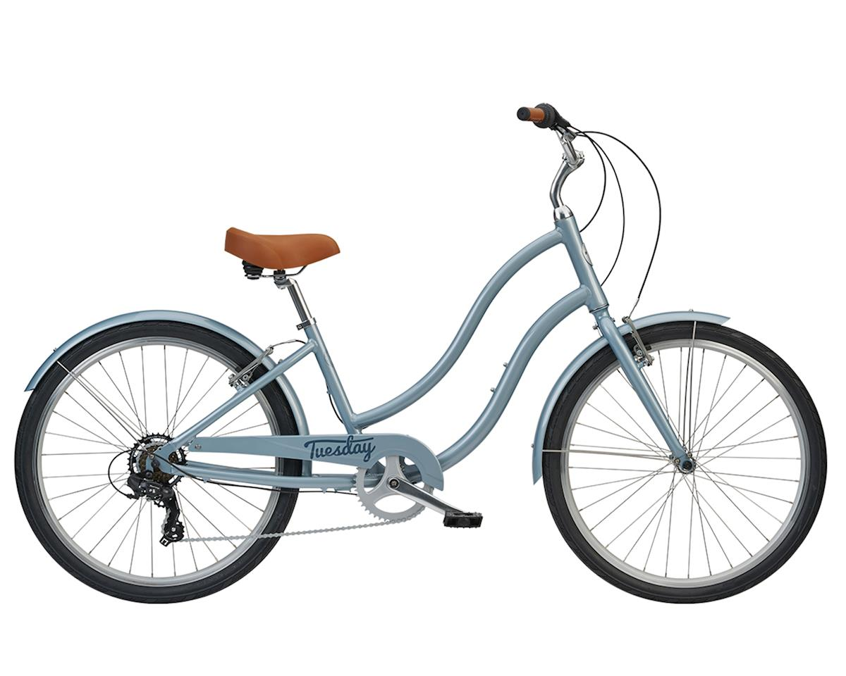 Tuesday March 7 Women's Cruiser Bike (Ice Stone Blue)