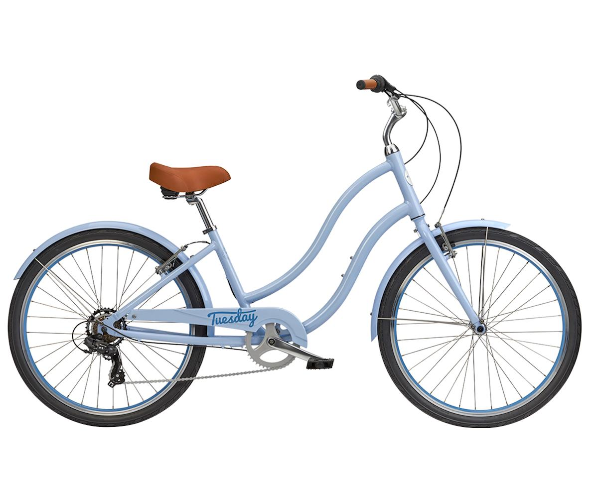 Tuesday March 7 Women's Cruiser Bike (Periwinkle)