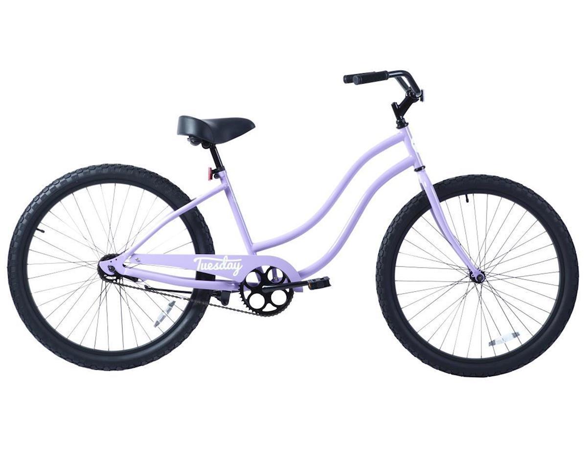 Tuesday May 1 Women's Cruiser Bike (Lavender)