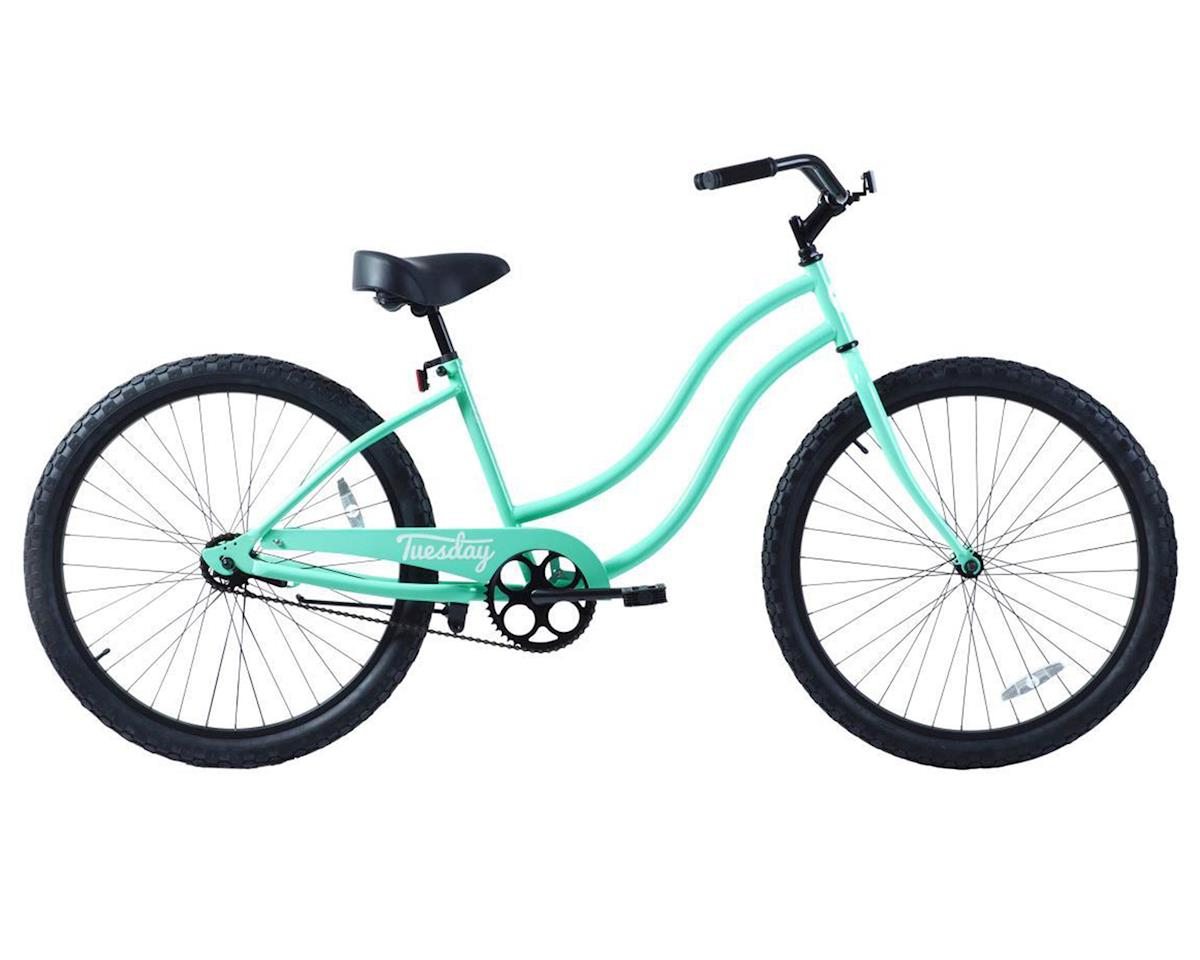 Tuesday May 1 Girl's Cruiser Bike (Mint)