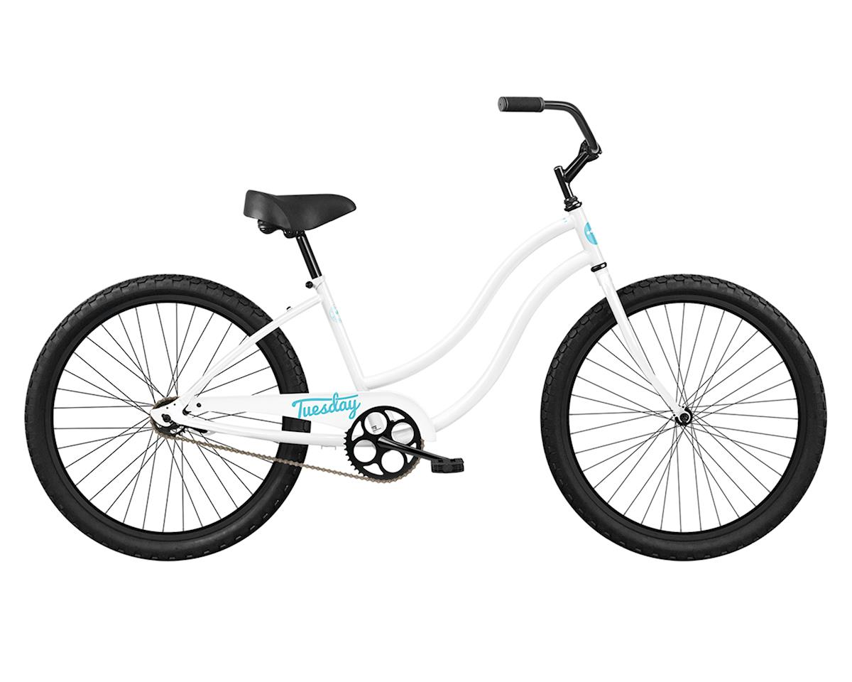 Tuesday May 1 Girl's Cruiser Bike (White)