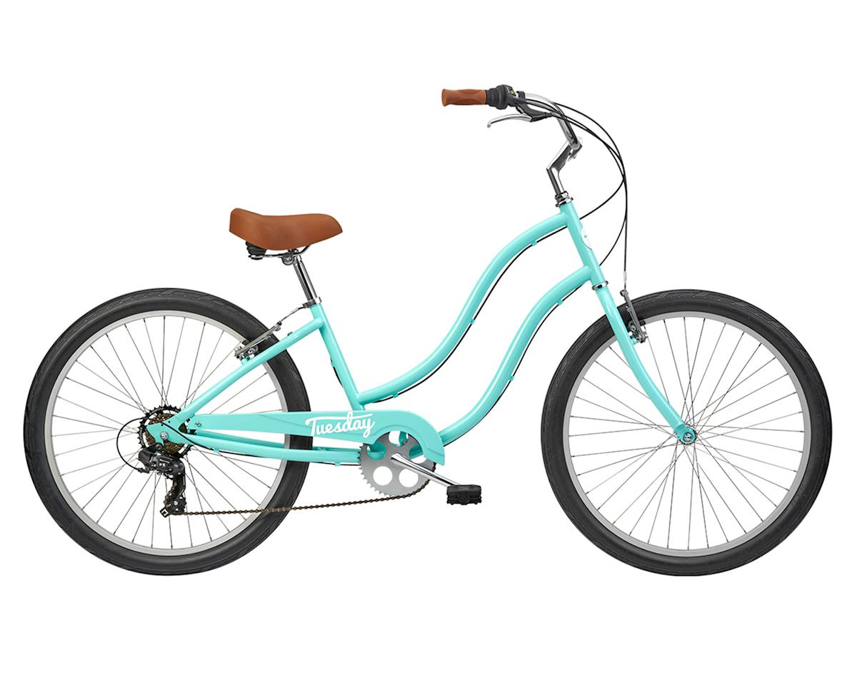 Tuesday June 7 Girl's Cruiser Bike (Mint)
