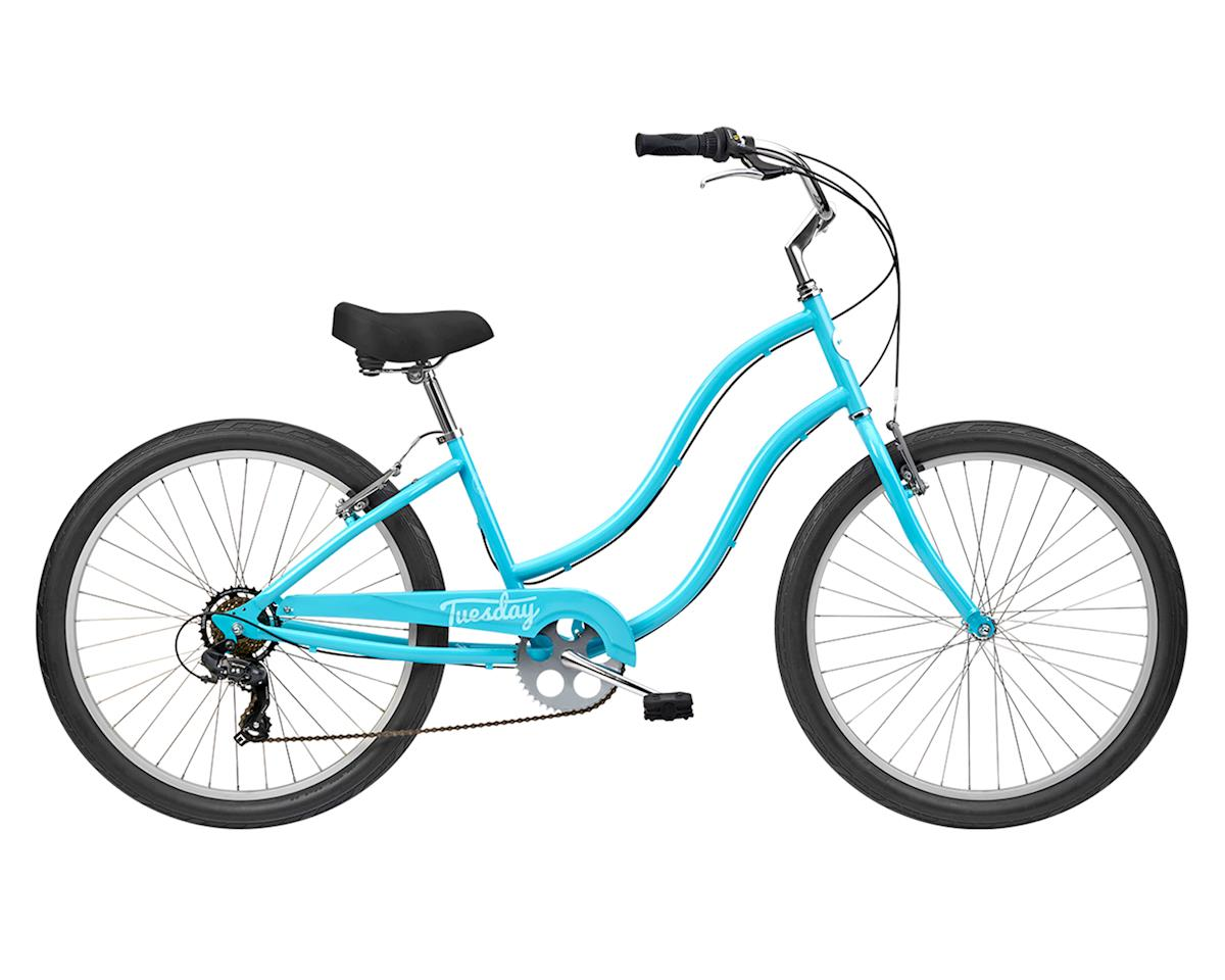 "Tuesday June 7 24"" Women's Cruiser (Surf Blue)"