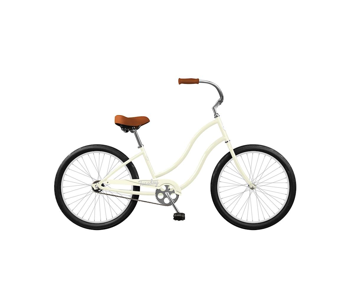 Tuesday June 1 Women's Cruiser (White)