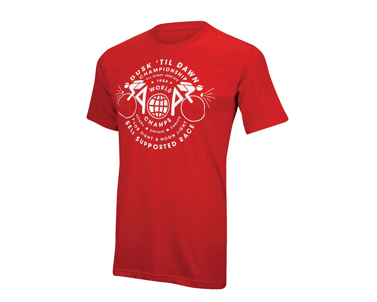 Twin Six Dusk Til Dawn T-Shirt (Red)