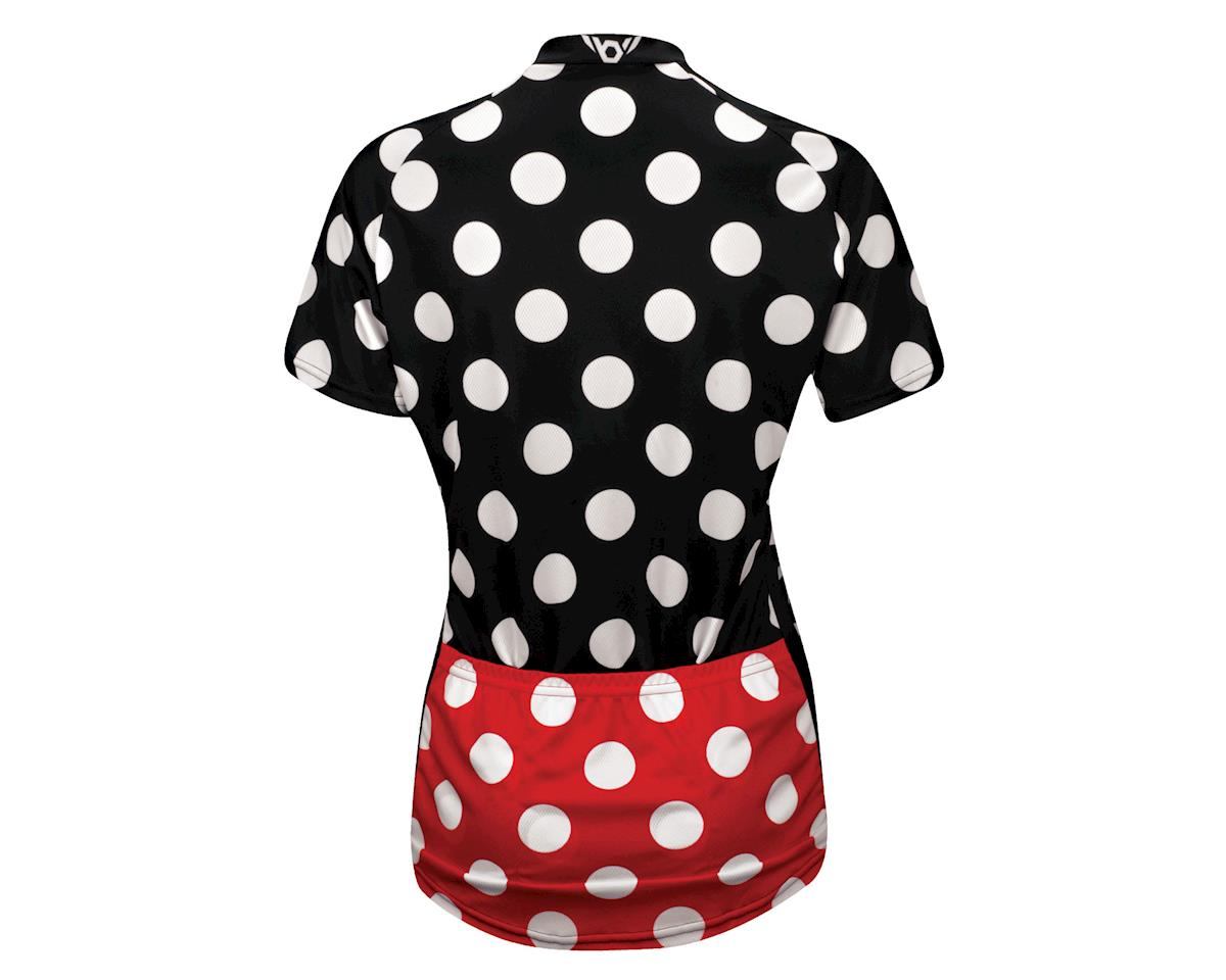 Twin Six Women's Queen of the Mountain Short Sleeve Jersey (Black/White)