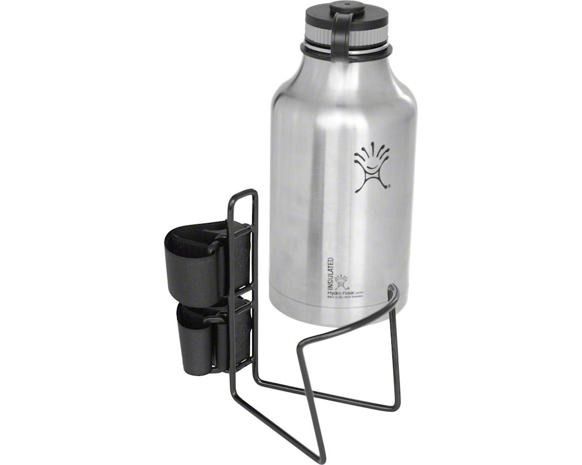 """Two Fish Growler QuickCage 64oz Bottle Cage (For 5.0"""" Outer Diameter Bottles)"""