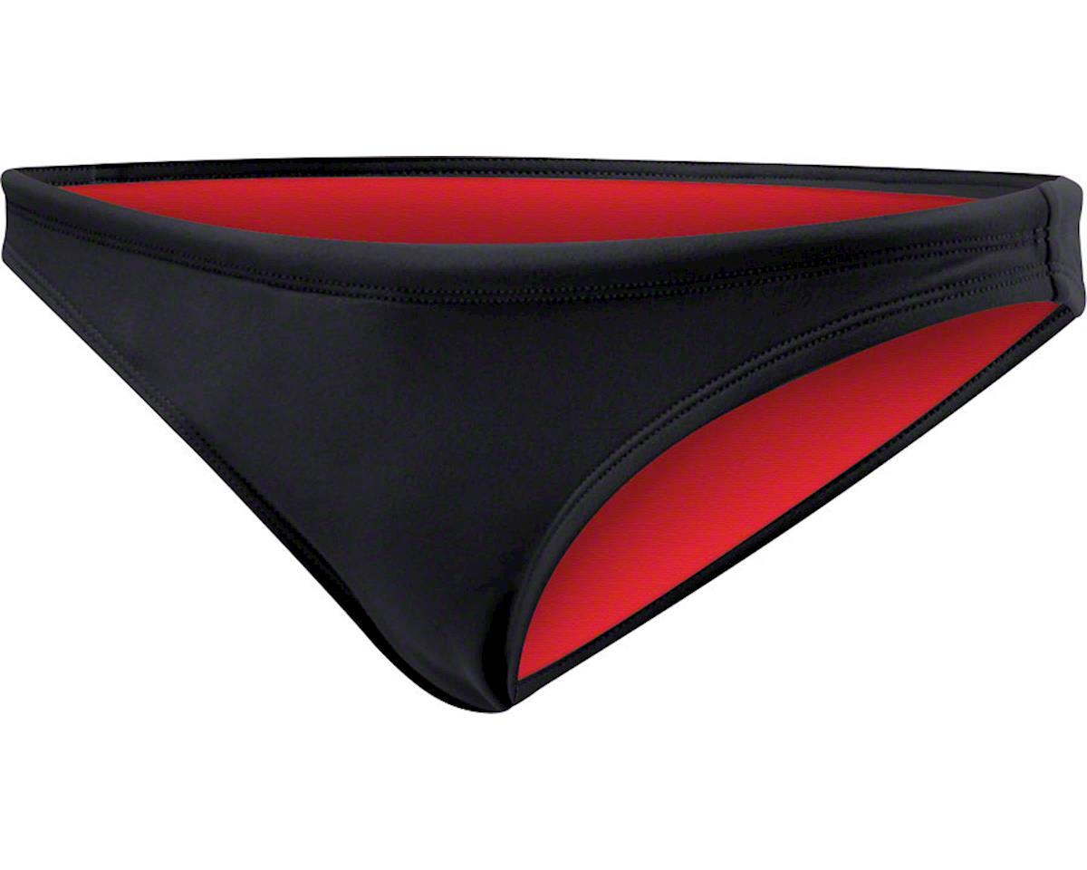 Mini Bikini Bottom Women's Swimsuit: Black, MD (Size 34)