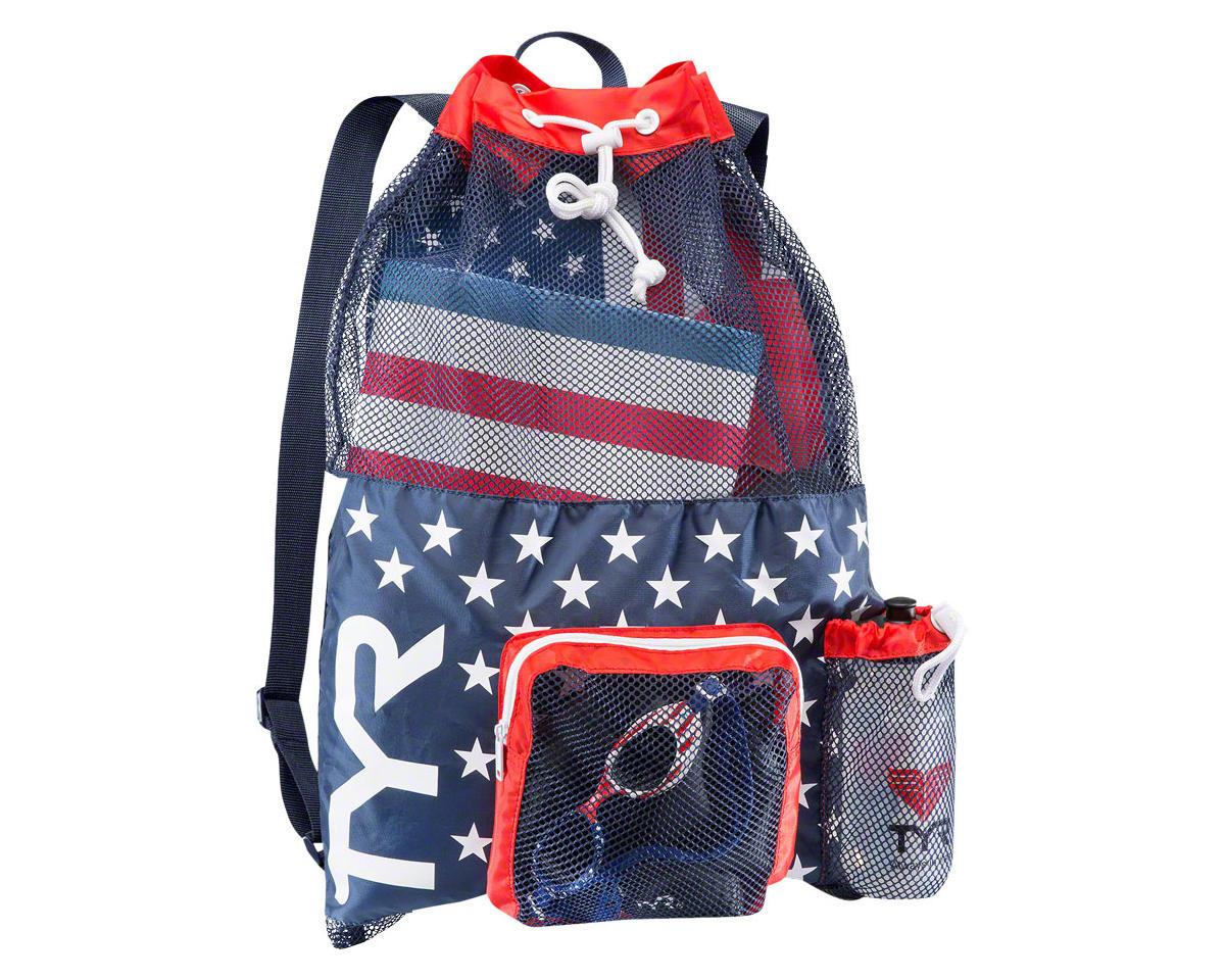Tyr Big Mesh Mummy Backpack (USA)