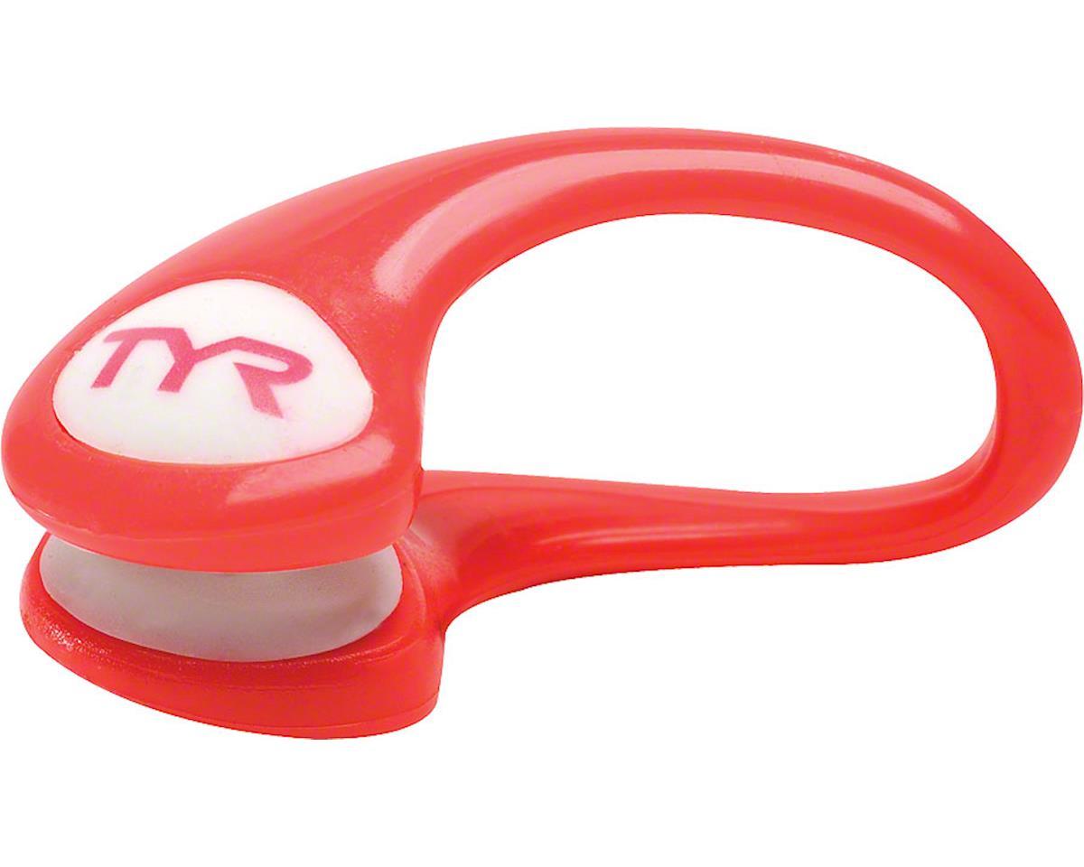 Tyr Ergo Swim Nose Clip: Bright Pink