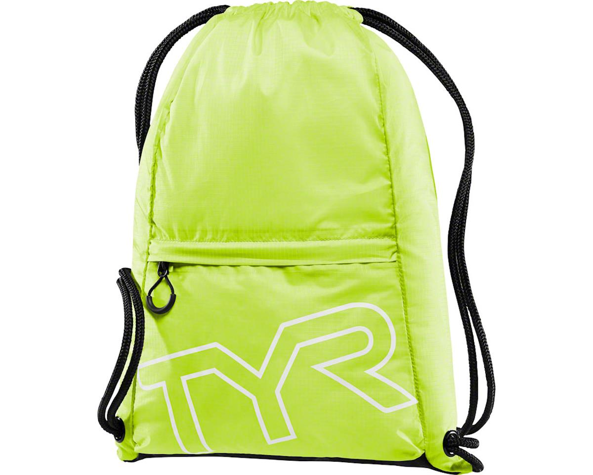 Tyr Drawstring Sack Pack (Fluorescent Yellow)