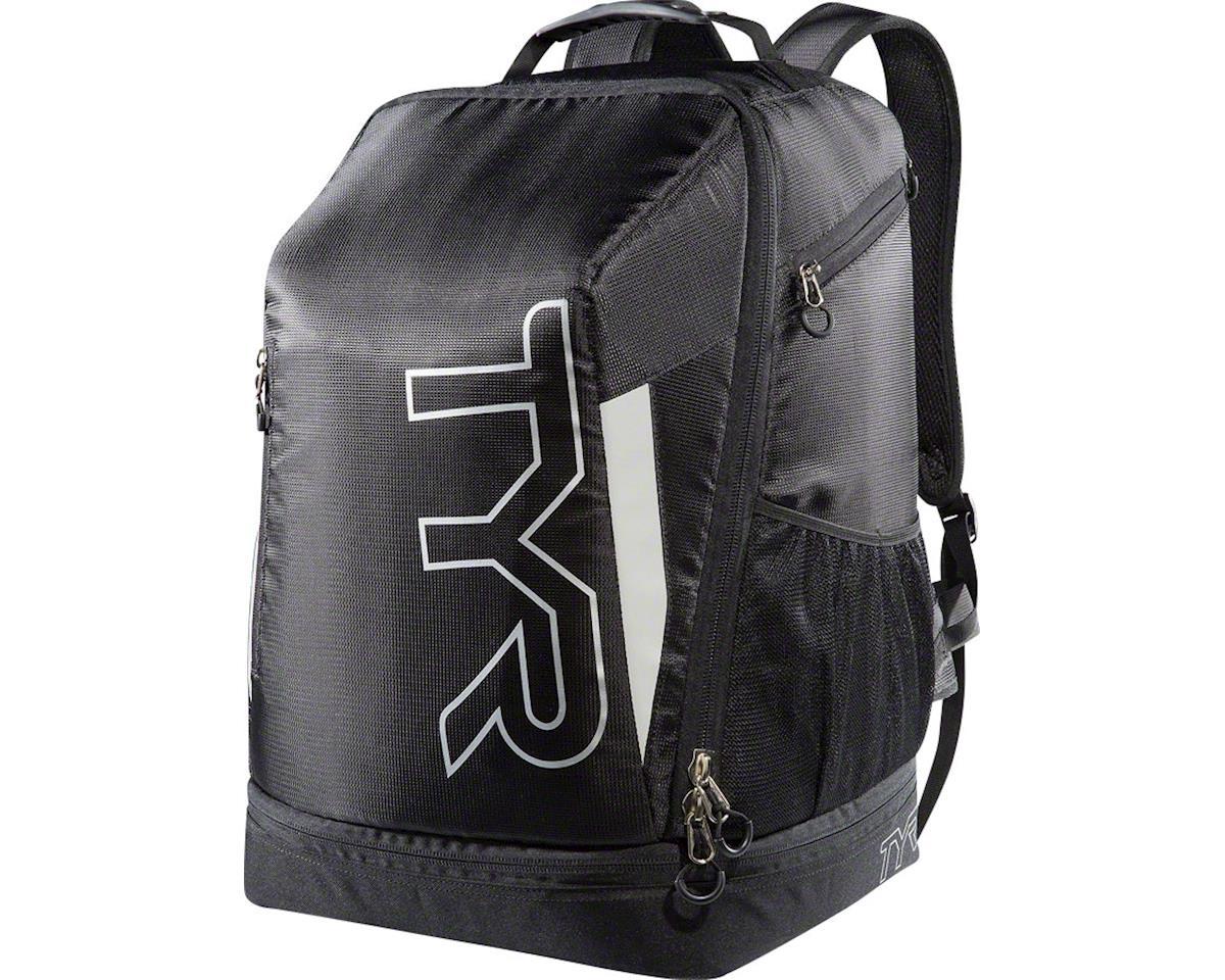 Tyr Apex Transition Bag: Black/Silver