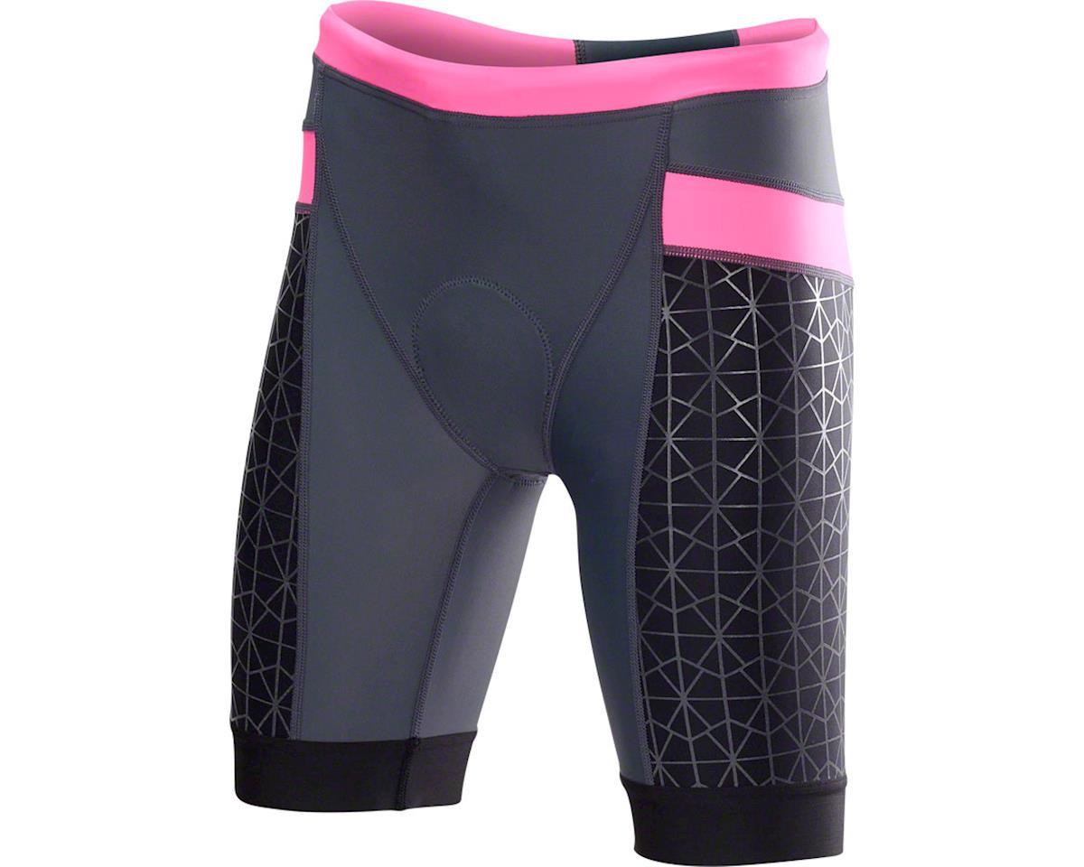 "Tyr Competitor 7"" Women's Tri Short: Black XL (S)"