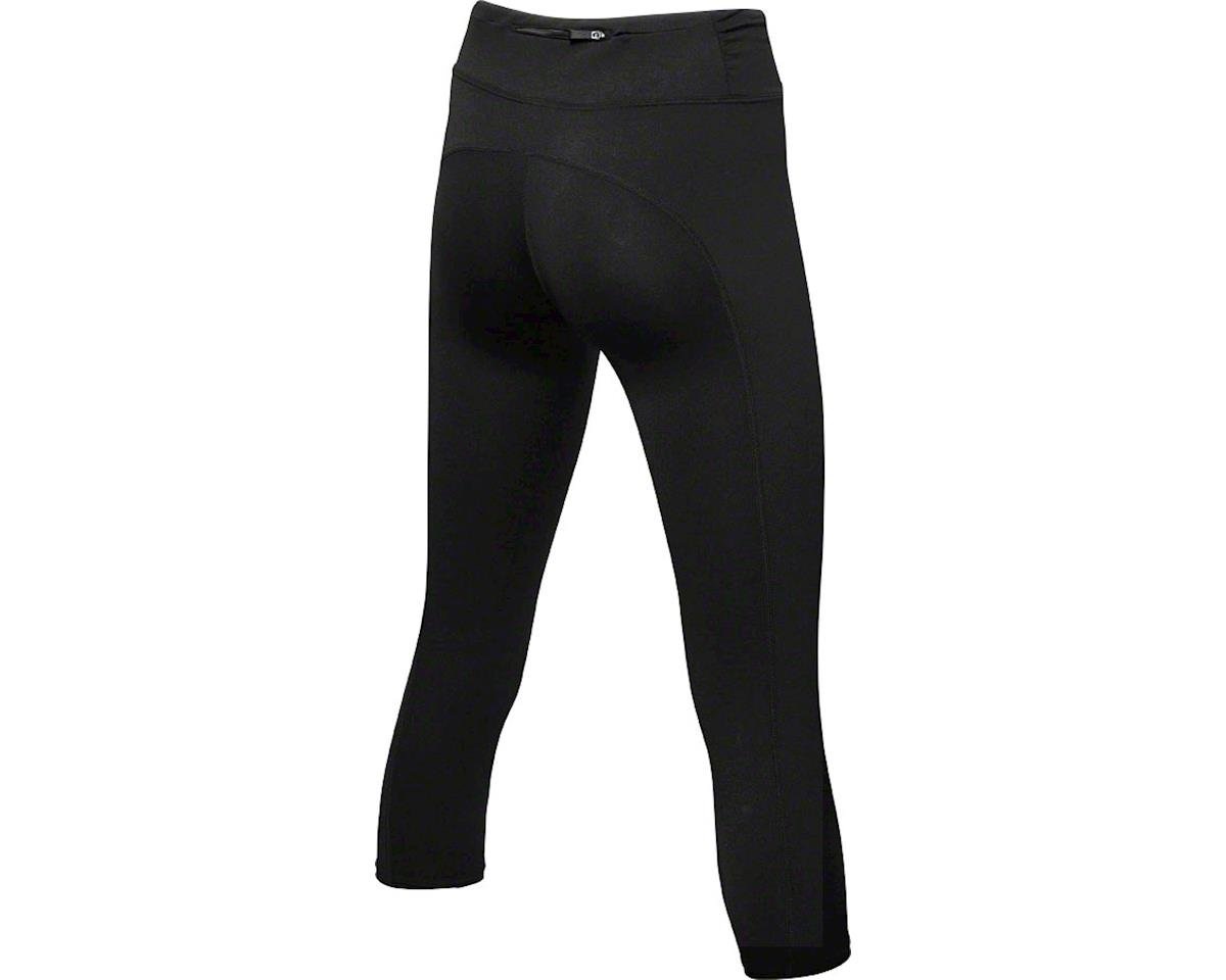 Tyr Kalani Capri Women's Tights: Black SM