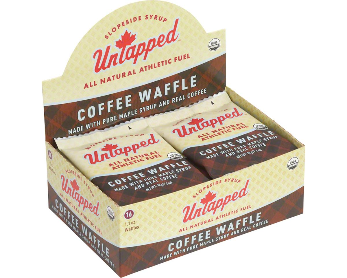 Organic Coffee Waffle: Box of 16