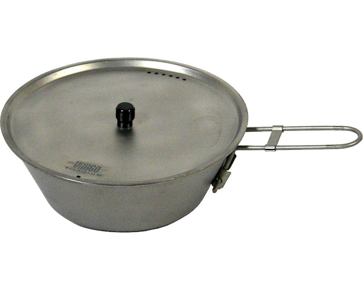 Vargo Titanium Sierra 750 Cup/Pot/Bowl