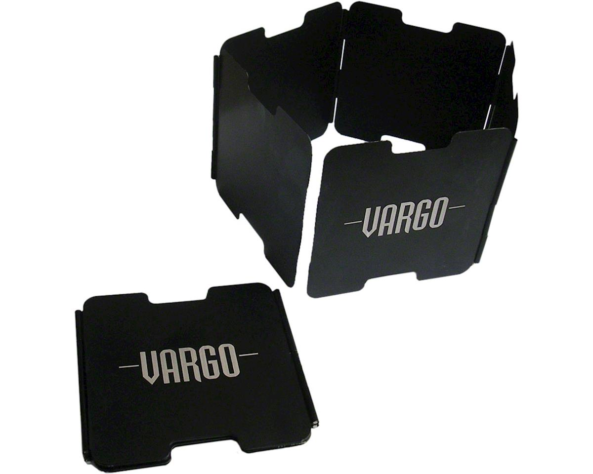 Vargo Aluminum Windscreen (Black)