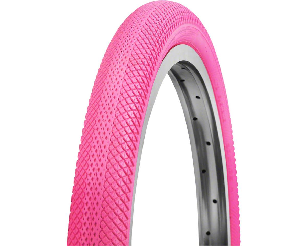 "Vee Tire Co. Speedster BMX Tire: 20"" x 1.60"" 90TPI Folding Bead Pink"