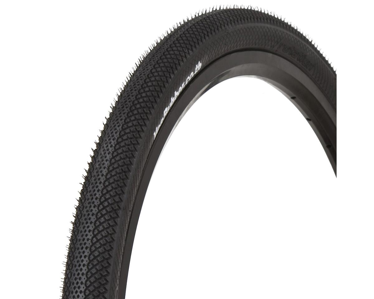 Vee Rubber Vee Tire Co. Speedster BMX Tire - 24 x 1 1/8, Clincher, Folding, Black, 90tpi