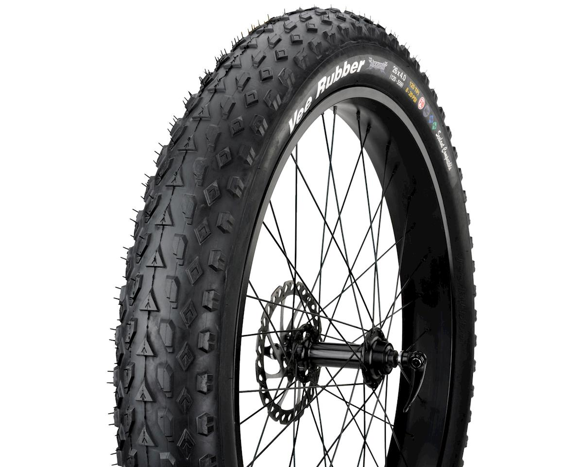 Vee Mission Rubber Mountain Bike Tire 26 x 4.0 (26 X 4.0)