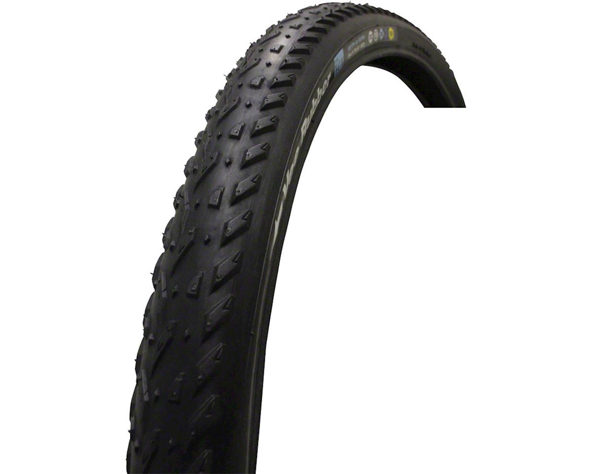 Vee Rubber Vee Tire Co. X-C-X Mountain Tire: 700x40C 120tpi Folding Bead Black