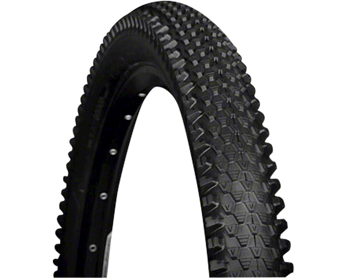 "Vee Tire Co. Crown R-adius Mountain Tire: 27.5"" x 2.35"" 185tpi Folding Bead, Bla"