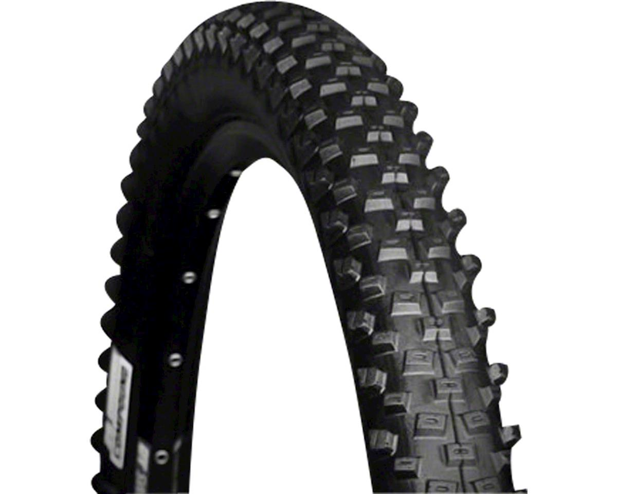 "Vee Rubber Vee Tire Co. Crown Gem Tire: 27.5+ x 3.0"" 120tpi Tubeless Ready Silica Compound,"