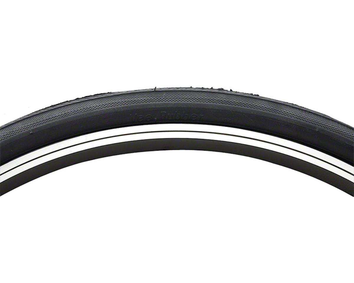 Vee Rubber Smooth Path Road Tire: 700 x 35C Clincher Steel Bead Black