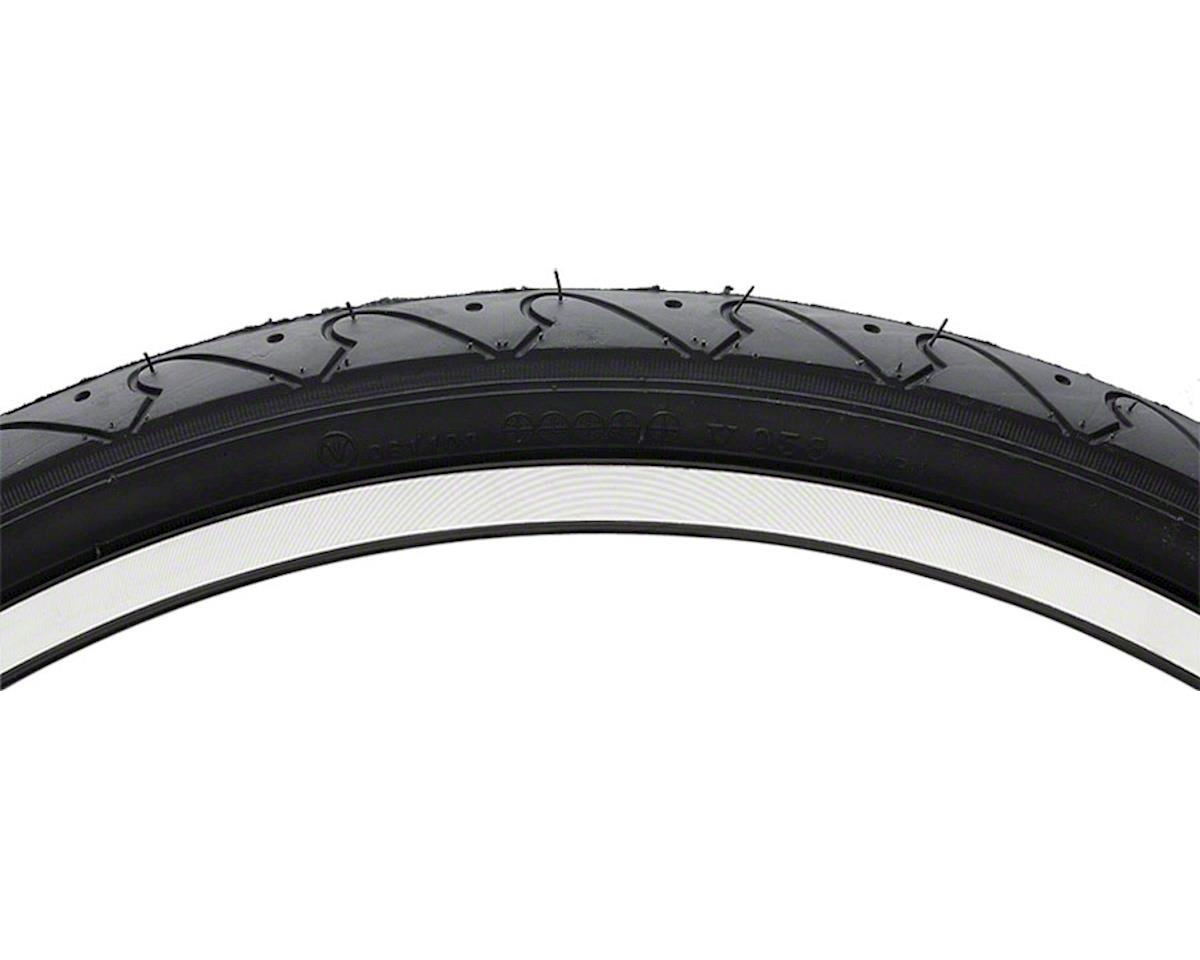 Vee Rubber Smooth Tire - 26 x 1.5, Clincher, Steel, Black, 27tpi