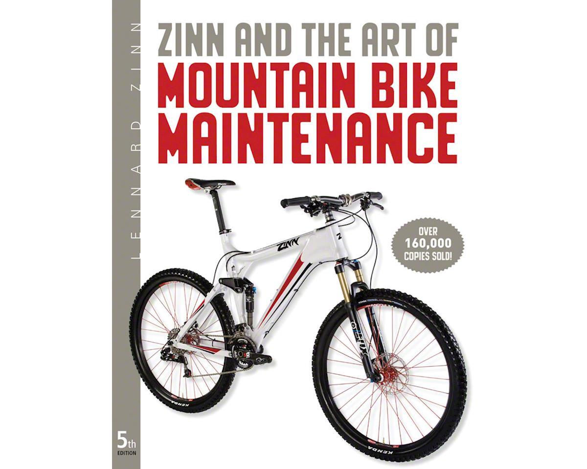 Velo Press Zinn and the Art of Mountain Bike Repair/Maintenance Guide: 5th Editi