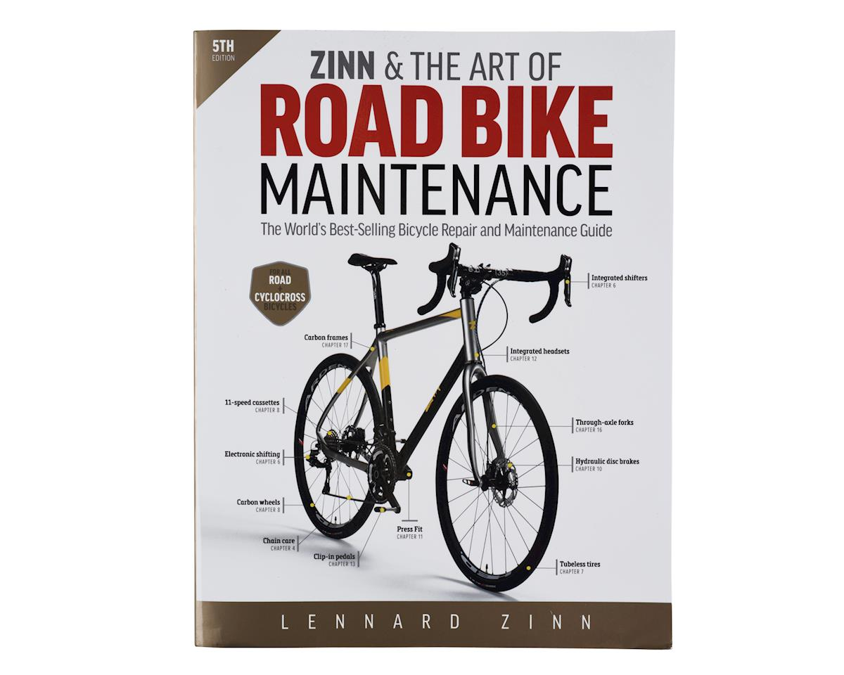 Velo Press Zinn & The Art Of Road Bike Maintenance, 5th Edition - Book