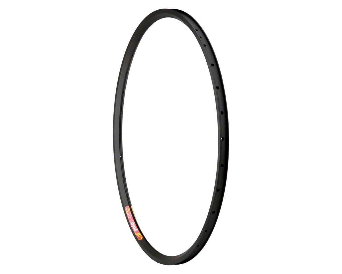 Velocity Dyad Rim - 700, Disc, Black, 36H, Clincher
