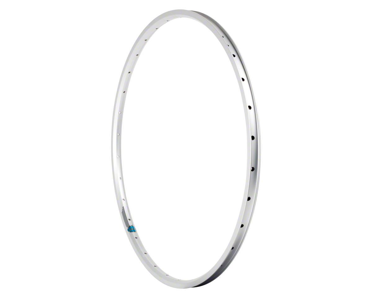Velocity Atlas Rim - 700, Disc, Silver, 36H, Clincher